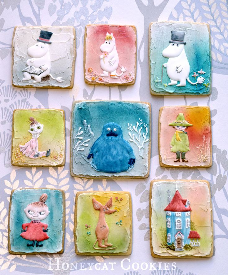 More Moomins! | Cookie Connection