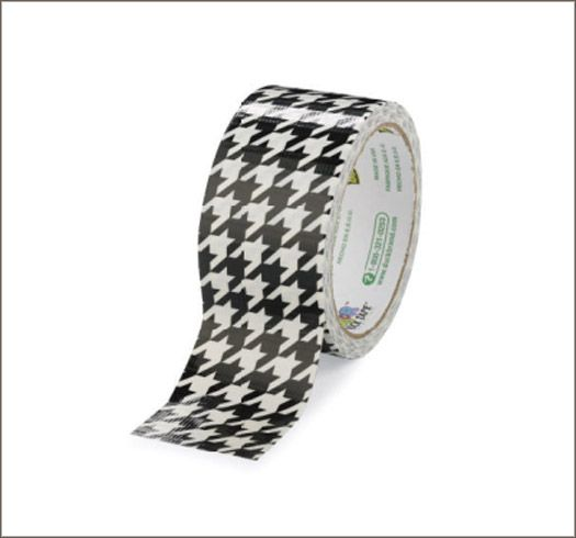 Houndstooth duct tape: Duct Tape, Tide Roll, Gift, Duck Tape, Houndstooth Duct, Ducktape, Houndstooth Duck, Diy, Roll Tide