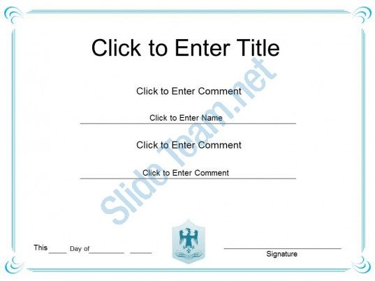 first aid certificate template – First Aid Certificate Template