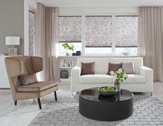 17 best ideas about plissee vorhänge on pinterest | plissee, Wohnzimmer dekoo