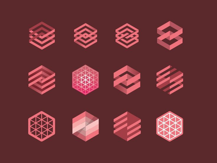 Hexagons by Damian Kidd