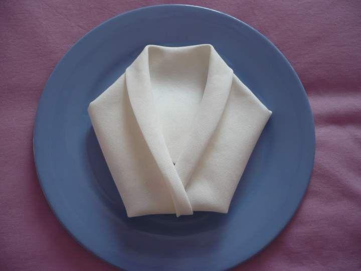 79 best images about pliage de serviettes on pinterest. Black Bedroom Furniture Sets. Home Design Ideas