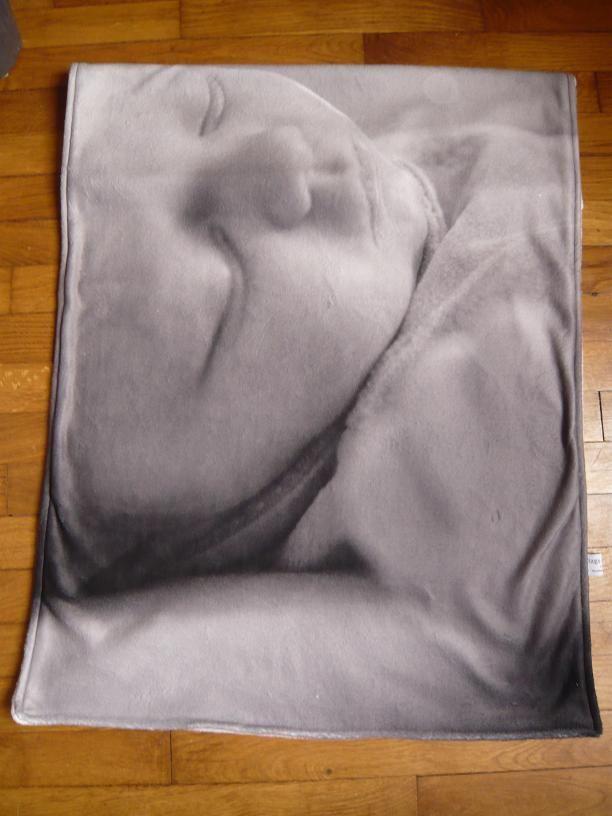 la coperte piccole realizzata per http://www.devinequivientbloguer.fr/un-plaid-personnalise-pour-ma-chouette/