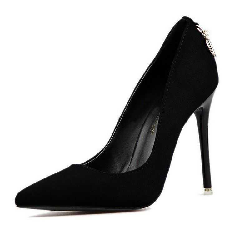 Women Pumps Brand Women's Heel Shoes Ladies High Heels Shoes Women Sexy Wedding Shoes Black Blue