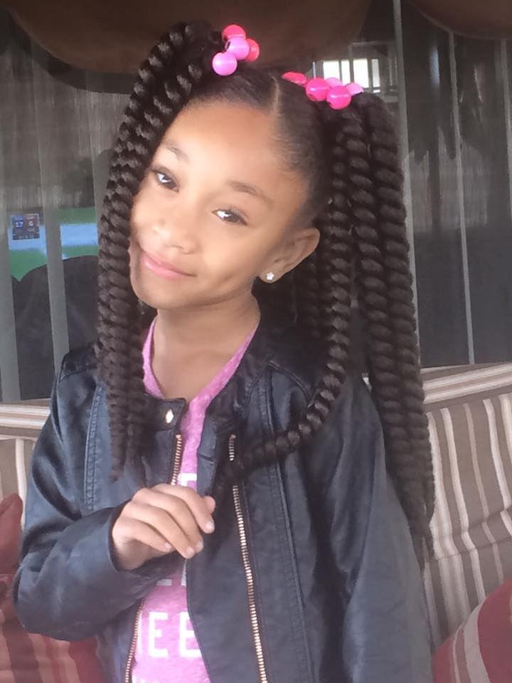 Crochet Ponytails In 2019 Little Girls Ponytail