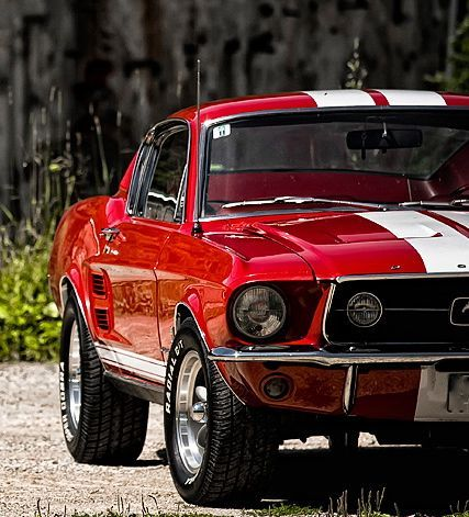 Ford Mustang. See our blog and gallery on this great car here; http://www.in2motorsports.com/greatest-cars-ford-mustang/