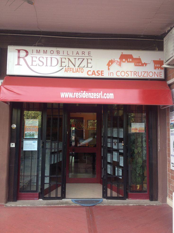 Residenze S.r.l. - Case Rosse (Tiburtina) ROMA - Contattare Alessandro 3311732073.