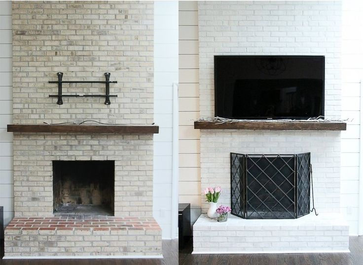 how to cut fireplace brick