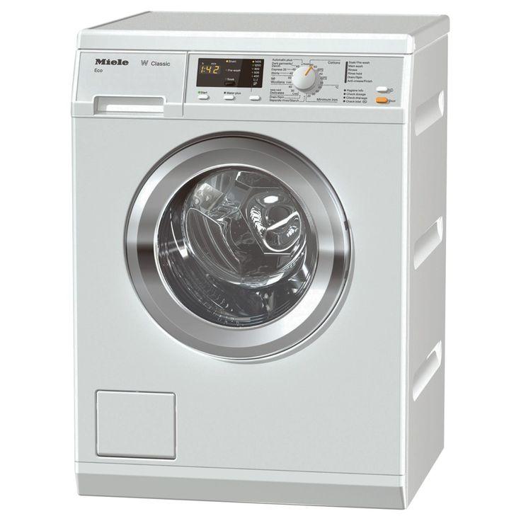 Buy Miele WDA111 Freestanding Washing Machine, 7kg Load, A+++ Energy Rating…