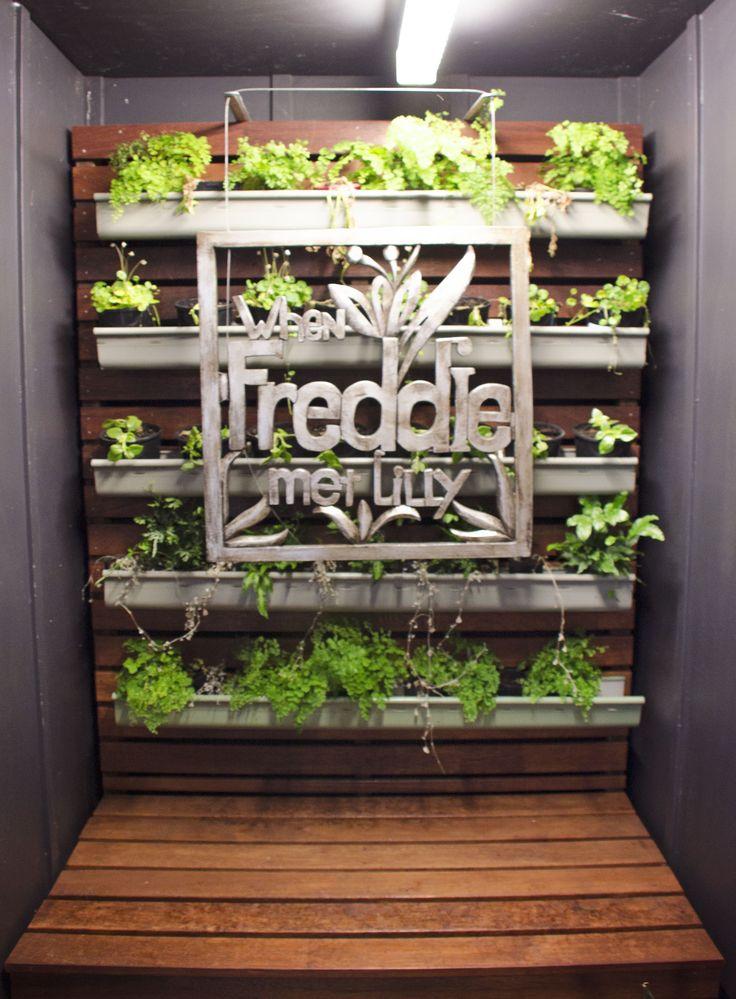 When Freddie met Lilly Spring Valentina Collection Launch Night - Our Garden entrance  www.whenfreddiemetlilly.com.au follow us on INSTAGRAM: #whenfreddiemetlilly  photocredit: Dawnphotographyorg