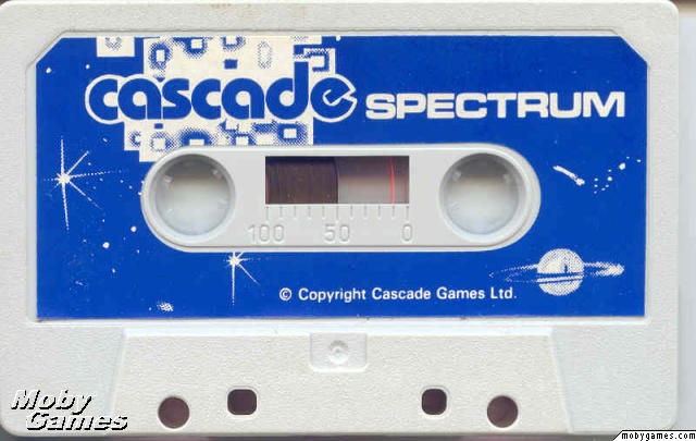 An original ZX tape