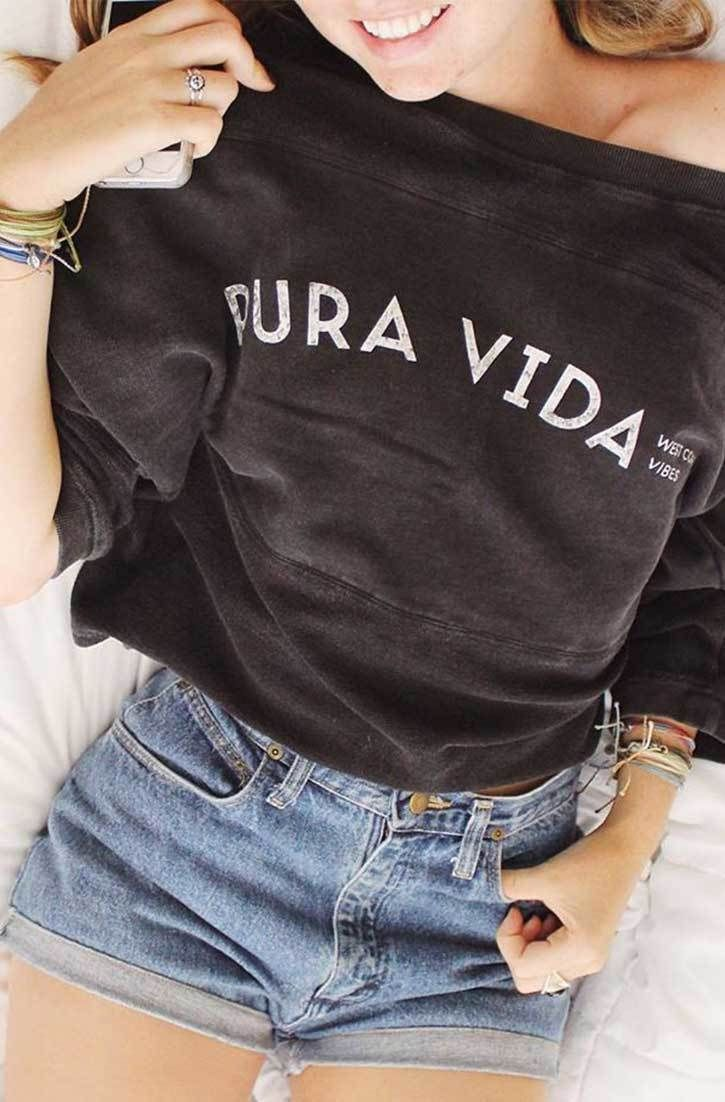 With Paypal For Sale Finishline For Sale Essential Top - India Ink by VIDA VIDA Outlet Visit z3FcUIk