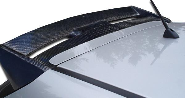 2008-2011 Subaru Impreza 5DR 2008-2014 WRX STI 5DR Duraflex GT Concept Wing Trunk Lid Spoiler - 1 Piece