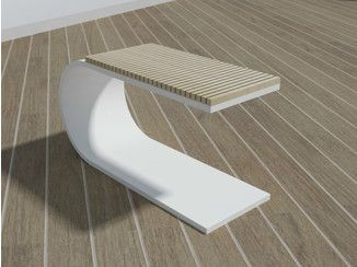 Solid Surface Coffee Table Epoque Coffee Table Zuri Design Outdoor Pinterest Chairs