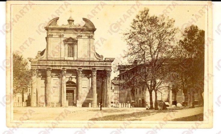 1870 ca ROMA Tempio di Antonino e Faustina *Foto seriale VINTAGE RARA 10x6 cm | Arte e antiquariato, Fotografie, Foto storiche | eBay!