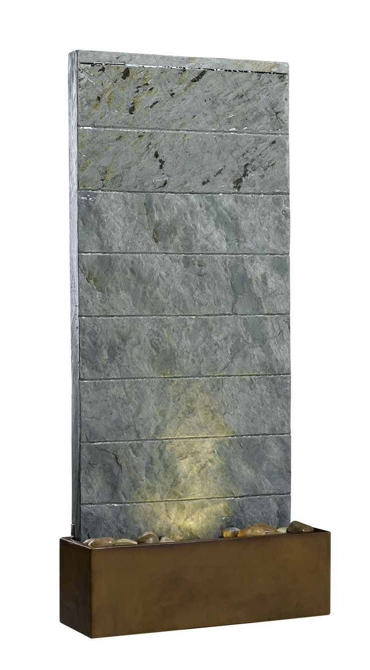 Brook Tabletop/ Wall Fountain