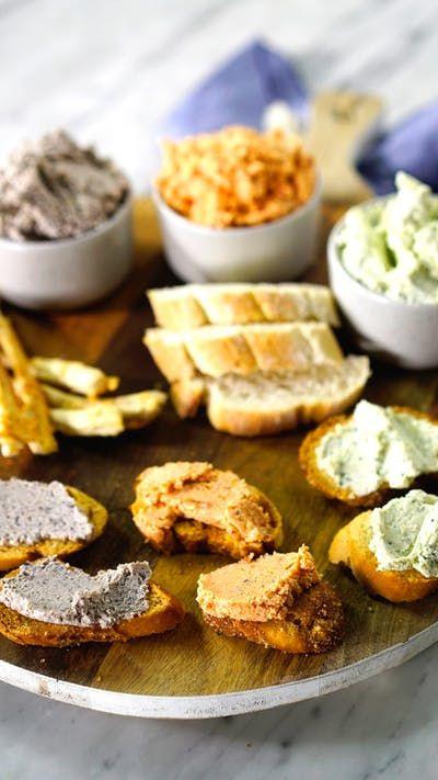 Vai receber os amigos em casa? Descubra como preparar 3 sabores de pastinhas de ricota fáceis e rápidas!