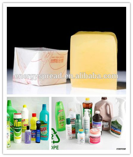 China supply hot melt adhesive glue for rotary labelers