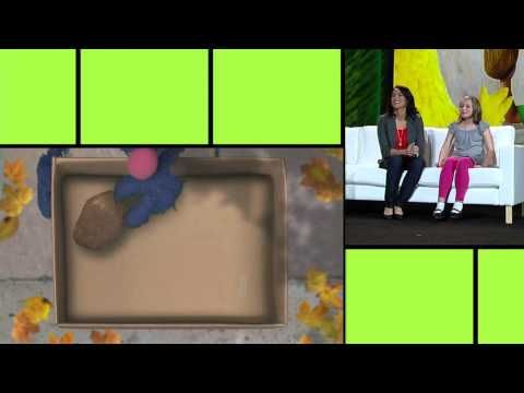 CES 2012 Keynote: The Magic of Kinect with Sesame Street