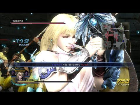 Warriors Orochi 3 Ultimate - Sophitia Alexandra Gameplay (Soul Calibur Goddess) - YouTube