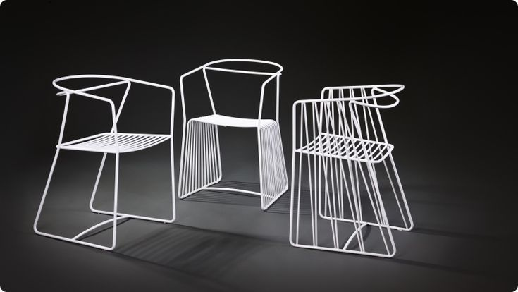 krzesła ogrodowe Delivie