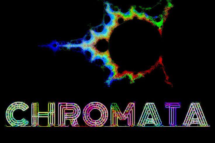 Chromata is a generative digital art tool.