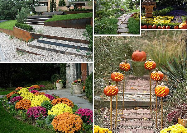 garden design with fall flowers and landscaping on pinterest landscaping ideas with landscape ideas front of - Garden Ideas Miami