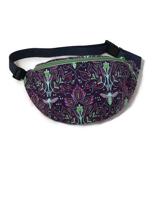 Ein persönlicher Favorit aus meinem Etsy-Shop https://www.etsy.com/de/listing/531365971/waist-bag-fuunt-pack-boom-bag