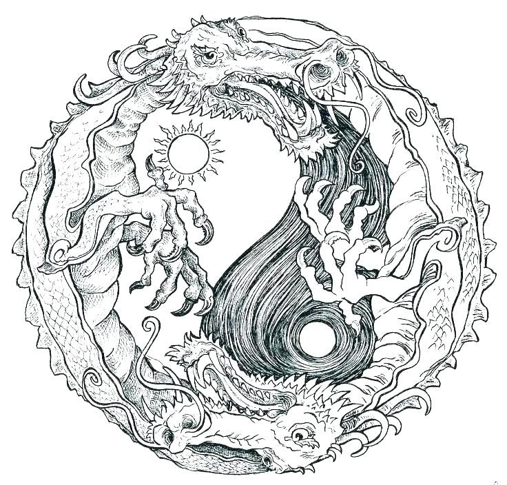 Dragon Coloring Pages For Adults Best Coloring Pages For Kids Moon Coloring Pages Detailed Coloring Pages Dragon Coloring Page