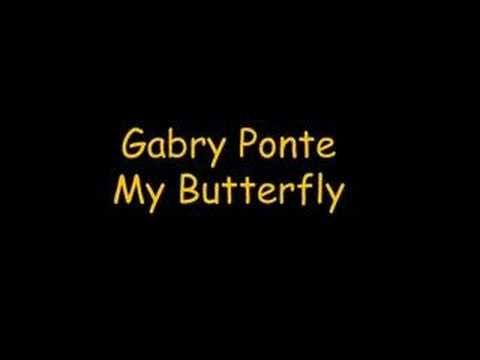 Gabry Ponte - My Butterfly