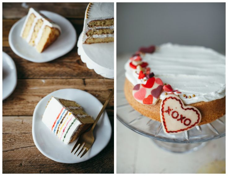Dinner: A Love Story  Molly Yeh's Almond Cake