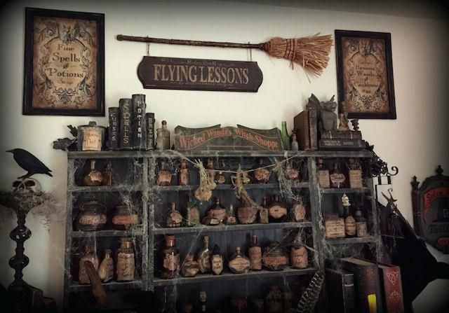 Witch Kitchen Decor Perfect Witches Decor By Forum Member