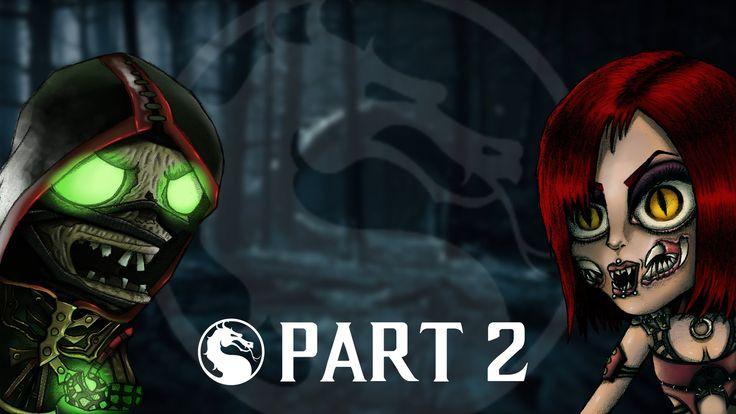 Let's Play Mortal Kombat X - Chapter 2 - KOTAL KAHN!