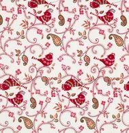 Love & Joy - red dotted bird