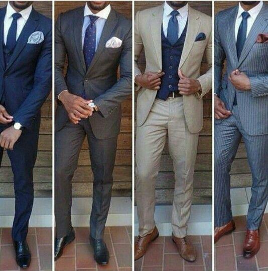 918 best Suit-tie-shirt combos images on Pinterest