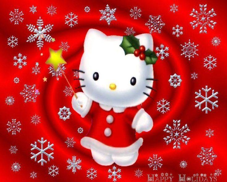 christmas hello kitty   Hello Kitty Christmas Wallpapers - Wallpaper Cave