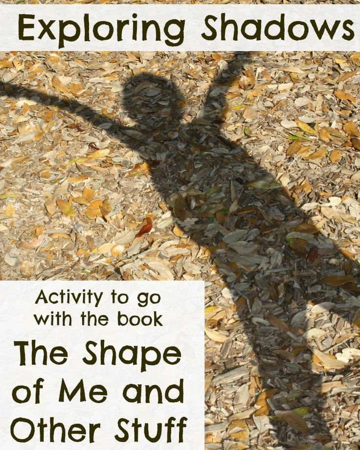 Find shadows and play a matching game to go along with the Dr. Seuss book The Shape of Me and Other Stuff