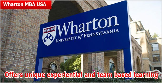 Wharton MBA is required to hold a degree program equivalent to U.S. four year undergraduate college/university programs. Wharton MBA is globally ranked 3 by The  Financial Times