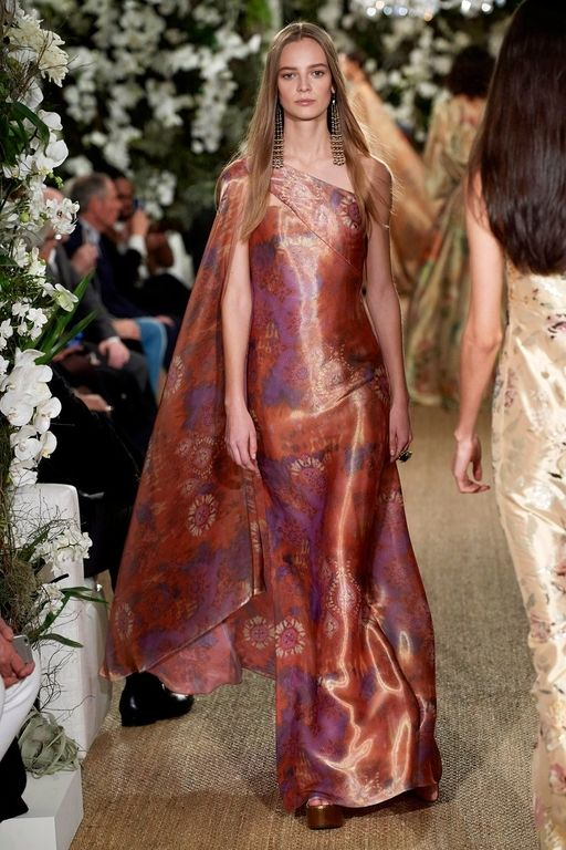 Ralf Loren briljirao u Njujorku: Da li ćemo neke modele uskoro videti na Melaniji? | Moda | Žena