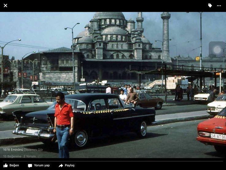 1978 Eminönü.