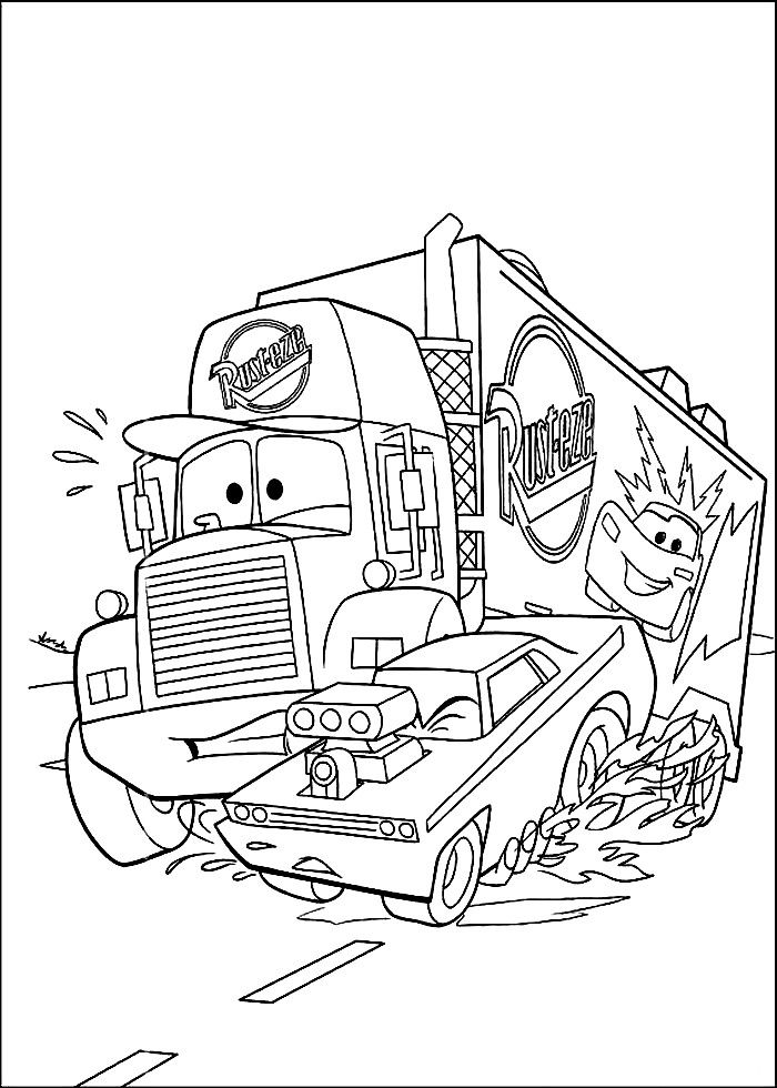 32 best Coloring Pages (Cars) images on Pinterest Coloring pages - best of crayola mini coloring pages cars