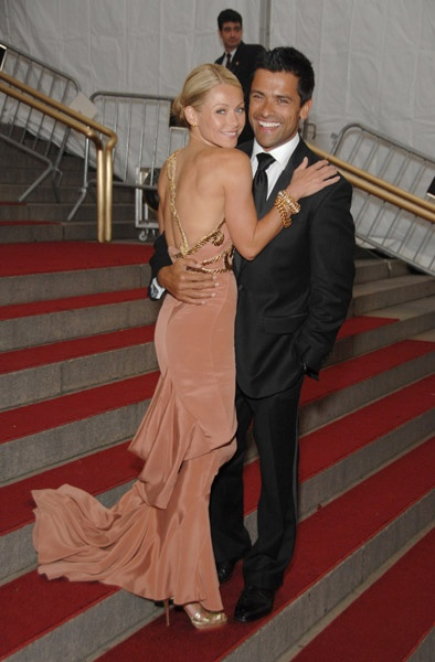 Kelly & Marc. One of the cutest couples ever!  Loved them both since All my children & Kelly from her days on Dance Party USA! !!