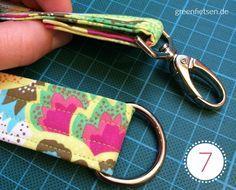 Näh-Tutorial | Wie du den perfekten Träger für deine Tasche nähst                                                                                                                                                     Mehr