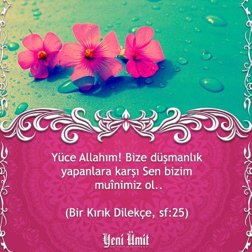 Hayırlı Cumalar... #yeniumitdergi #kulturdergi #cicek #flower #doga #nature #tefekkur #kitap #cuma #dua #millet #friday #pray #cumaduasi #islam #hizmet #Kuran #yakaris #kalb