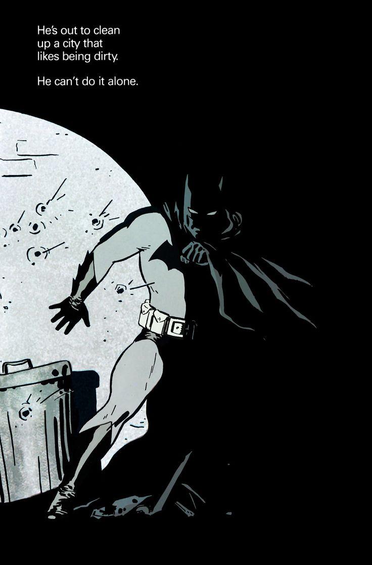 Batman: Year One - Written by Frank Miller Art by David Mazzucchelli
