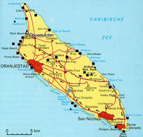 Aruba map           #aioutlet