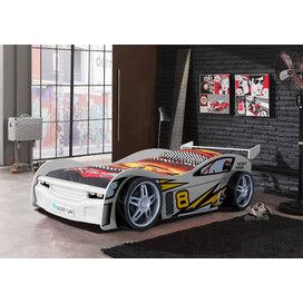 Trend Night Racing Car Bed Frame