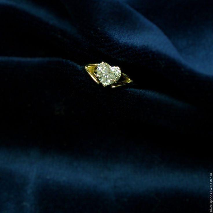 """Купить """"Сердце моё"""". Помолвочное кольцо. Обручальное кольцо. - кольцо, обручальное кольцо, массивное кольцо"""