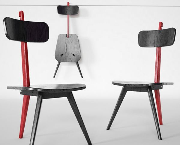 Sedia3 Red Dot Design Award winner 2013