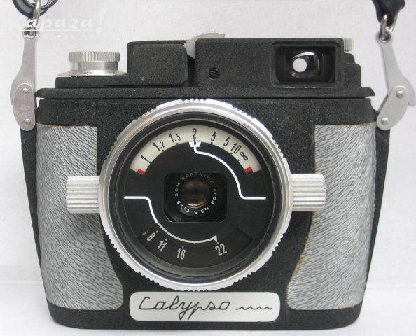 Appareil photo étanche SPIROTECHNIQUE CALYPSO